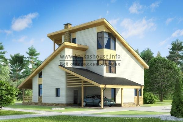 Как построить каркасный дом своими руками: возведение от А до Я