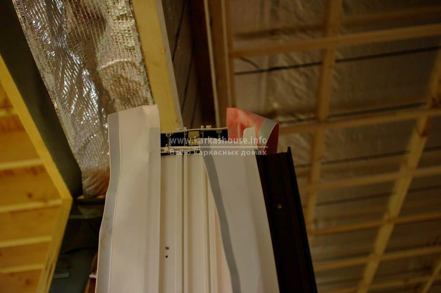 Уплотнительная лента для монтажа пластиковых окон