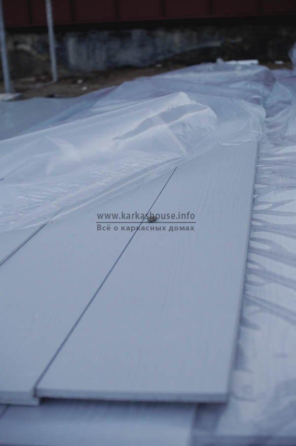 Волокнисто-цементная облицовка