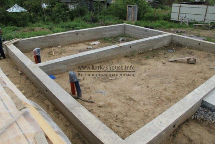 Строим каркасные дома недорого фото