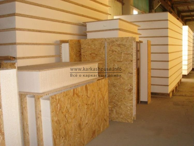 Толщина стен каркасного дома для постоянного проживания