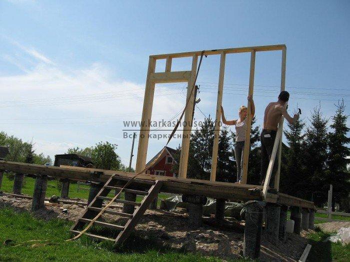 Дешево построить дом своими руками