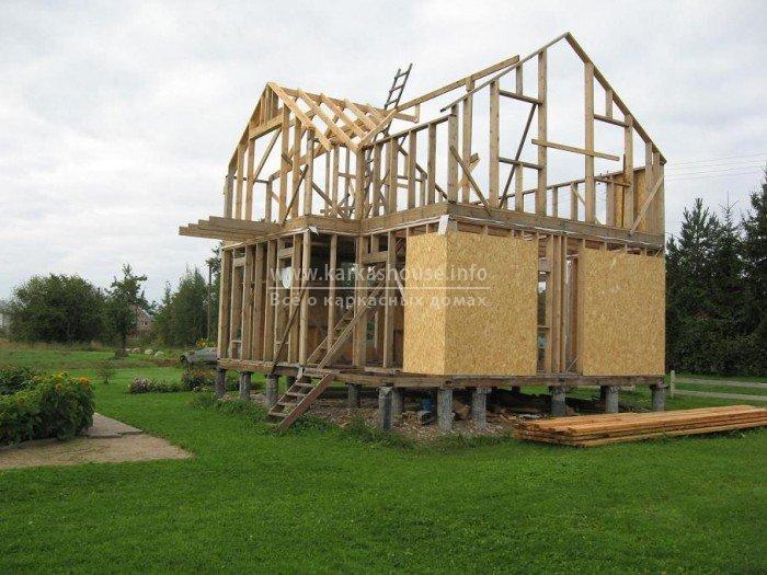 Как правильно построить дом своими руками