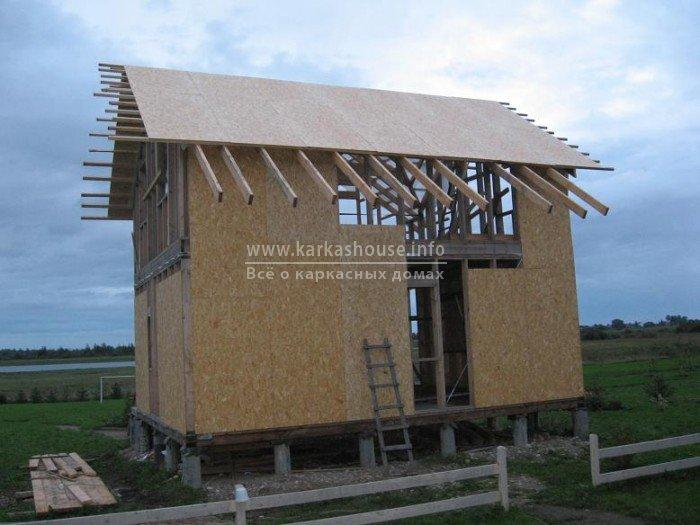 Как правильно построить дом своими руками фото