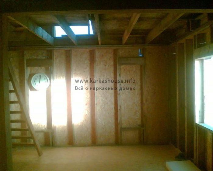 Построить деревянный дом своими руками картинка
