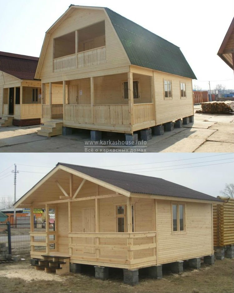 Строительство каркасно щитовых домов под ключ недорого