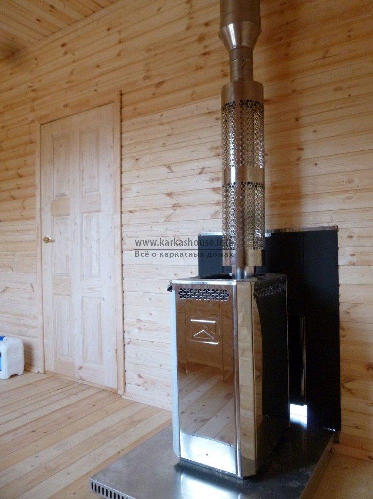 Одноэтажный каркасный дом 6х6 стоимость фото