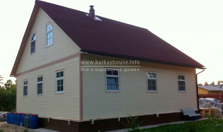 Купить каркасно щитовой дом цена