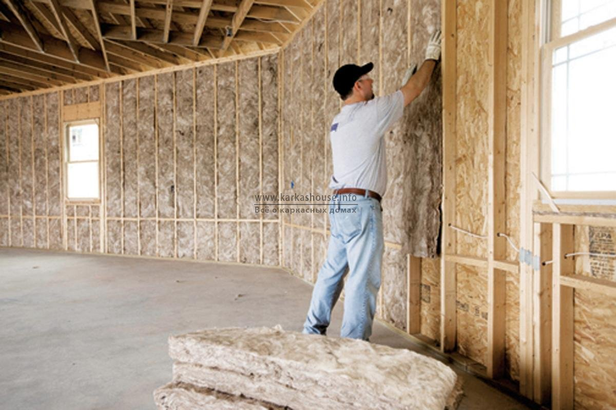 стоимость постройки каркасного дома