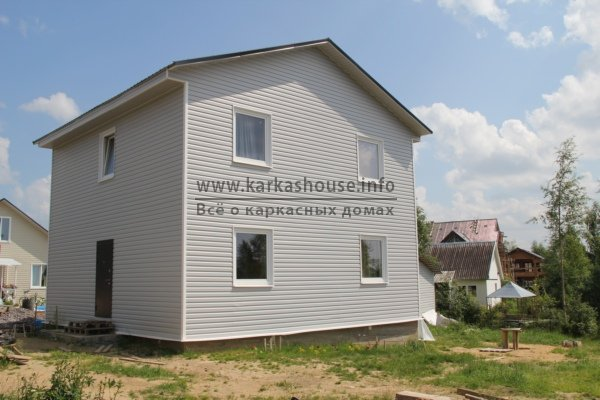 каркасно-щитовой дом своими руками