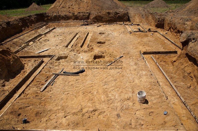 строительство цокольного фундамента