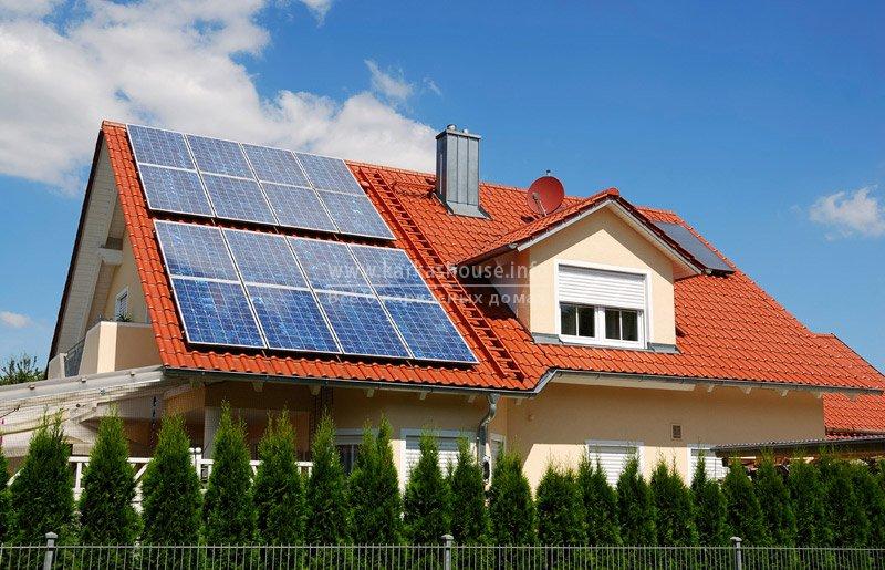 автономное энергоснабжение коттеджа